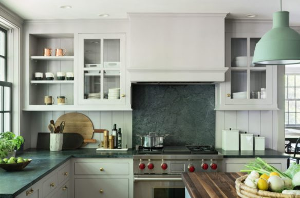 modern-farmhouse-renovation-kitchen-light-gray-paint-soapstone-countertops-768x510